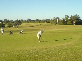 Turismo | Golf en el Miramar Links
