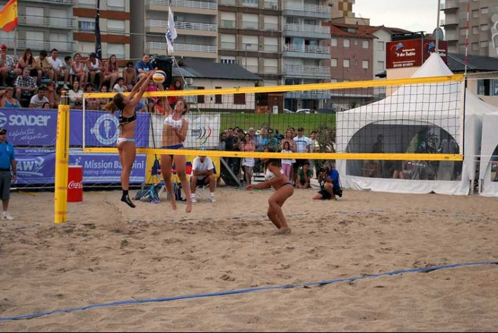 Deporte | Beach Volley Around the World  y Continetal Cup