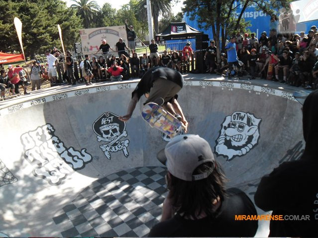 Deporte | Se realizó el Authentic Bowl Sessions de Vans