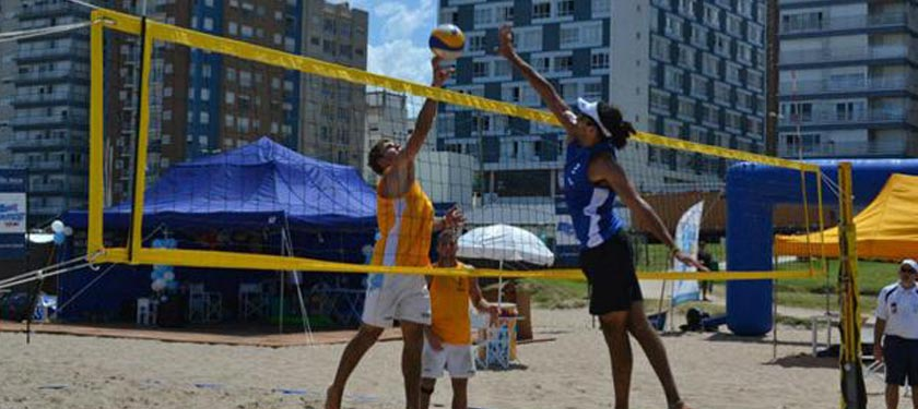Deporte | Beach Voley en Miramar