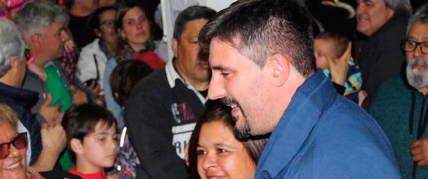 Local | Ianantuony es Intendente Electo de General Alvarado